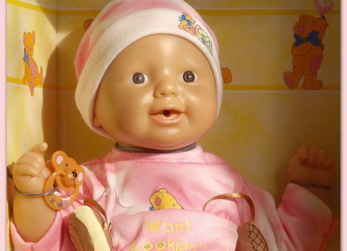 Zapf Chou Chou Puppe Yummy